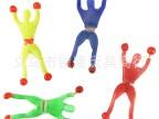 爬墙人玩具 翻跟斗小人 蜘蛛侠 蜘蛛人 趣味玩具 新奇特玩具