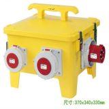 MSJC-0701 塑料电源插座箱 工业插座配电箱防爆检修