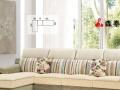 布艺沙发十大品牌 森泰莱免洗布艺沙发