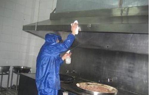 福州大型商用油烟机清洗保养,保证服务满意到家