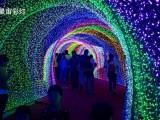 厂家直销时光隧道大型景观灯led工艺品铁艺灯广场