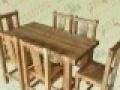 北京老榆木家具厂直销老榆木餐桌餐椅,老榆木原生态家具