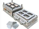 一次性PP打包盒、外卖盒模具开发