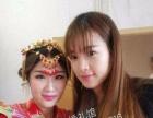 莆田新娘化妆今年较流行的中式新娘妆火爆了