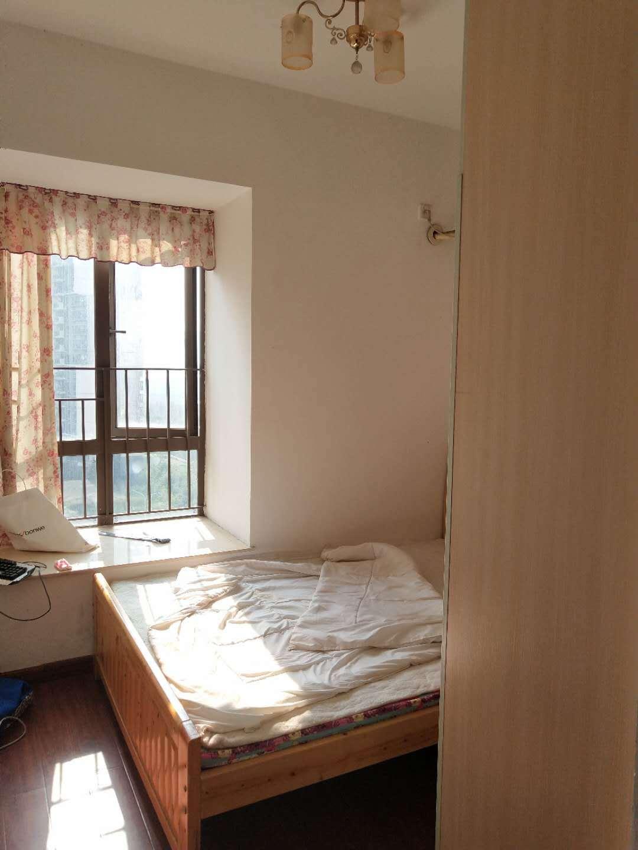 富力城幸福里正规三房一卫 楼层适中 采光充足 卧室三面采光通富力城