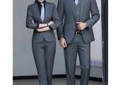 震霆服装 企业团体职业装定制 男女同款 免费上门量体