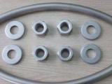 高强度六角头弧形地铁螺栓