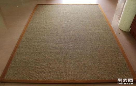 剑麻地毯剑麻地毯的优点和作用