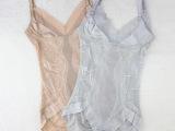 女士连体瘦腰收腹提臀塑身衣 三角开档美体瘦身内衣批发一件代发