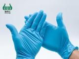 臻輝達,丁腈橡膠手套生產廠家,一次性手套工廠原價批發