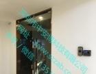 供应鹤山写字楼门禁机 玻璃门 办公室刷卡门禁安装