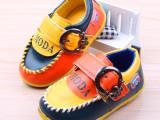 2014秋款新款童鞋批发厂家直销时尚PU童单鞋韩版潮软底儿童小皮