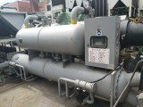 1280kw全新堃霖水冷螺杆式冷水机组 上海二手中央空调厂家