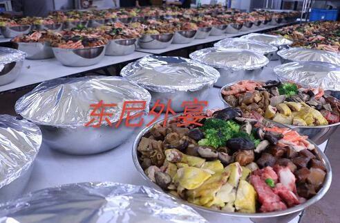 深圳南山茶歇,冷餐外卖,前海大盆菜围餐自助餐外送服务