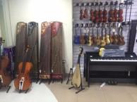 有无基础均可 专业乐器培训基地 小提琴吉他钢琴架子鼓古筝