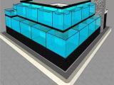 耒阳衡阳海鲜池订做  海鲜池施工方案