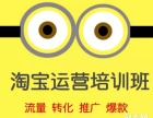 沈阳淘宝培训 网页设计 运营托管