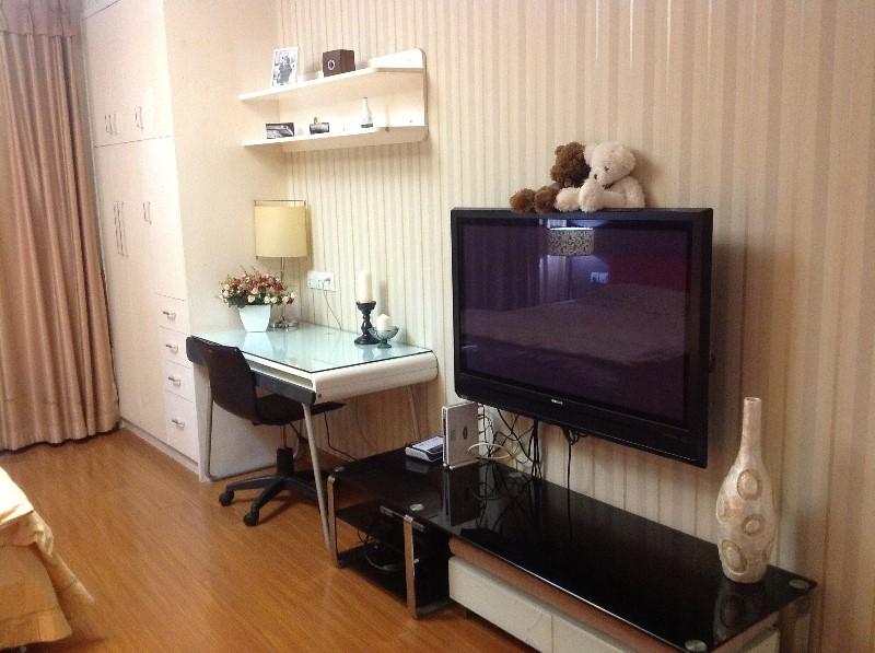 温泉 蔚蓝 国际 1室 1厅 45平米 整租