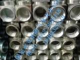 永安DN100气体高压专用管件 七氟丙烷管件 泄压口