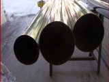 304 201不锈钢焊管406 5.0工业排污水管 SUS