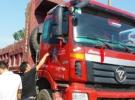 欧曼国四前四后八重型自卸车出售!!2年5万公里18万