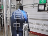 中央洗衣工厂承接大型工装、窗帘、地毯等纺织品清洗