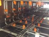 鸡肉串串筐子全自动洗筐机 水果筐洗筐机 周转筐洗筐机厂家