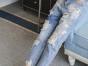 夏季新款牛仔裤批发韩版微喇牛仔裤福建龙岩时尚外贸牛仔裤批发
