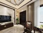 重庆别墅装修设计-龙湖听蓝湾新中式风格装修设计