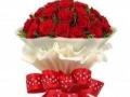 99朵玫瑰花束 漂亮大气上档次 威海市区免费送达