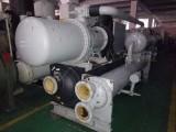 低价转让660kw堃霖螺杆式水冷冷水机组 上海二手中央空调