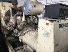 南宁转让一台美国底特律柴油发电机300KW出售