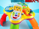 费雪同款 宝宝多功能游戏桌音乐桌学习桌婴儿童益智力早教玩具