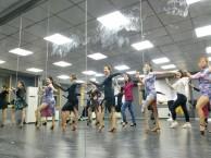 零基础成年人拉丁舞专业培训