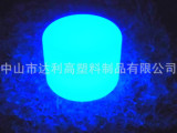 led蜡烛灯 塑料圆柱灯 OEM来样加工 LED发光圆柱灯