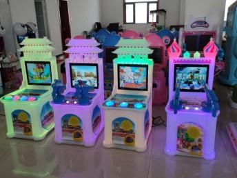 石家庄室内儿童投币游艺机生产厂家