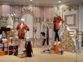 广州橱窗布置 中秋国庆圣诞节商场美陈场景装饰设计布置公司