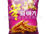韩国食品批发/农心蜂蜜脆条90g