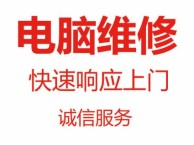 重庆市沙坪坝区 小龙坎 新桥 凤鸣山 天马路等电脑上门维修