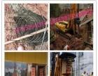 房屋基础钻桩