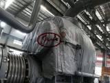 汽轮机保温罩 可拆卸式汽轮机隔热套 汽轮机隔热罩
