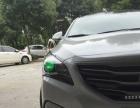 现代名图升级超级海拉五快启套餐扬州顾车照明专业车灯改装升级