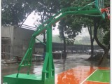 四川成都体育器材篮球架生产厂家