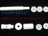 东莞寮步自动车床加工塑胶件,赛钢零件气嘴零件有外螺纹小空零件