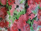 2015年爆款 女装全涤印花面料 针织提花面料 蕾丝面料 厂家直