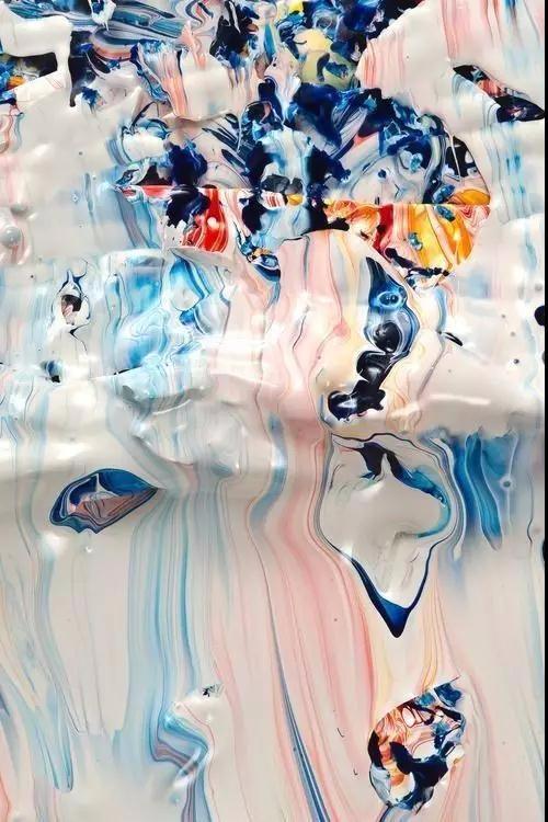超神奇的湿拓画艺术体验, 一起来做水中作画魔术师