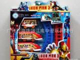 钢铁侠3火车轨道玩具 托马斯电动火车轨道玩具