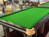 星爵士台球桌厂家 台球桌批发 球厅装修设计