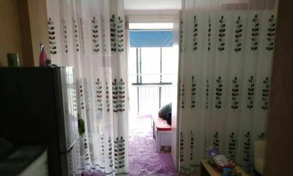 金色家园精装一室家电齐全双气拎包入住月租1200