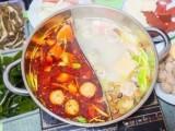 蜀久香火锅 每次吃完川味火锅,辣菊花办